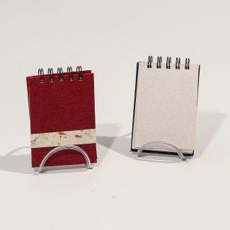 Bloco-Anotacao-Pequeno-VermelhoComFrase-Artesanal-ONG